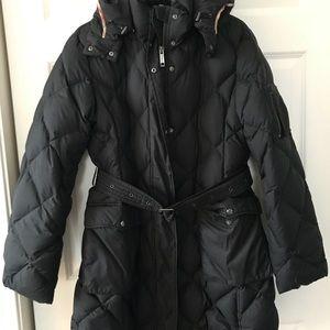 Burberry down winter jacket